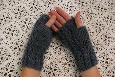 "Ravelry: Anastasia Fingerless Gloves pattern by Scarlett ""Kiki"" Geiger"