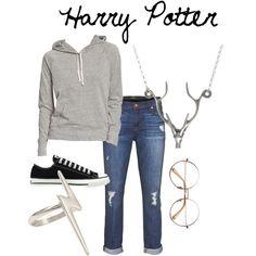 Harry Potter and the Wardrobe Department: Harry Potter Fashion. ~ jak-jojo on Polyvore ~