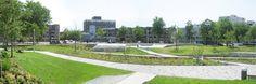Car Park Turns into Public Park! http://landarchs.com/car-park-turns-public-park/
