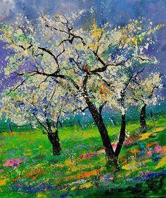 """Pol Ledent       """"Spring"""""""