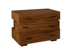 EJ VICTOR FURNITURE ALLISON PALADINO 3 DRAWER MOVEMENT(ROTATING) ACCENT CHEST #EJVictor #Contemporary