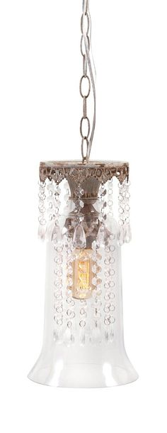Whitney Vintage Inspired Glass Pendant Light Add a touch of glamour to your farmhouse interior with Pendant Lighting, Light, Pendant Lamp, Ceiling Pendant Lights, Hanging Pendants, Pendant Light, Small Chandelier, Farmhouse Pendant Lighting, Glass Pendants
