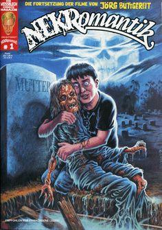 Horror Comics, Horror Films, Wallpaper Stickers, Indie Brands, Hug, Comic Books, Black And White, Boys, Favorite Things