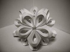 Modular Icosahedron Origami