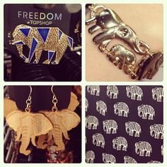 Dawn of the elephants! #safari #elephant #topshop #topshopoxfordcircus