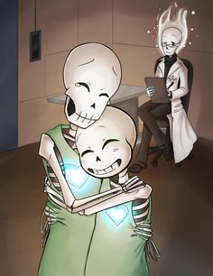 """astral-embers: """"Handplates is one of my favorite Undertale comics, so I decided to draw one of my favorite scenes from it. Its creator @zarla-s has been a big creative influence for me since I was in the Mother fandom years ago. I was so happy when I..."""
