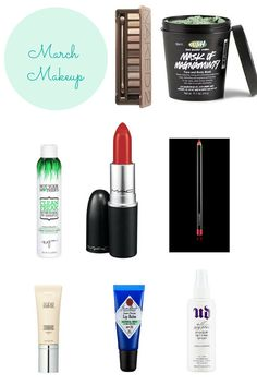 Valory shares her top makeup picks and reviews for March and the beginning of the spring season. www.sweetcayenne.com