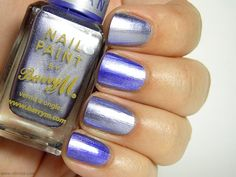 Barry M Chameleon Colour Changing Nail Effects in Lilac  http://www.nihrida.com/search/label/nail%20polish#