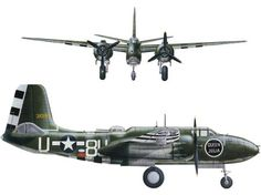 Douglas A-20 Boston/Havoc