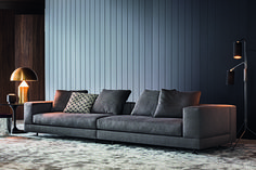 Are you looking for Four + Seater Sofas: Sofa White by Minotti? Check out the product sheet, prices and where you can buy it on Designbest. Living Room Sofa Design, Living Room Modern, My Living Room, Living Room Designs, Living Room Decor, Sofa Furniture, Furniture Design, Minotti Furniture, White Sofa Design