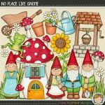 Scrapbooking Kit: No Place Like Gnome For CraftArtist*