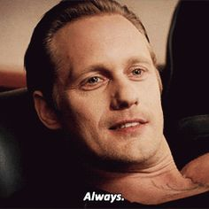 "When he told Pam that he loved her and you felt it right in your heart. | 34 Moments That Show Why Eric Northman Is The Only Thing We'll Miss From ""True Blood"""