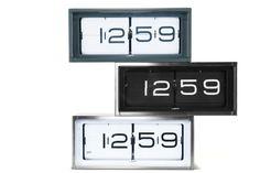 LEFF amsterdam Brick clocks by Erwin Termaat  #Clock #Wallclock #Home #Desk #Flipclock #Room #LEFF #Time #Dutch #Design #Brick #Homeaccesories #Erwintermaat #Stainlesssteel