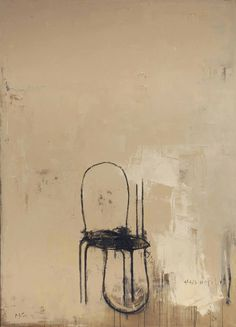 Piero Pizzi Cannella (Italian, b. Grand Hotel, Oil on canvas, Abstract Expressionism, Abstract Art, Mediums Of Art, Object Drawing, Prop Design, Classic Paintings, All Art, Painting & Drawing, Printmaking