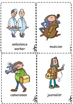 jobs flashcards