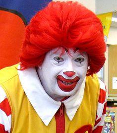 Ronald McDonald....