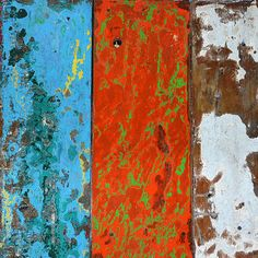 Rust and Patina Photos : 017.photo boatwood