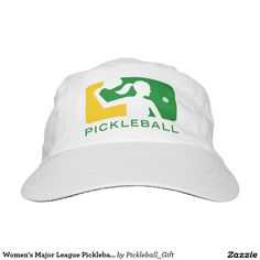 Women's Major League Pickleball Hat (Green)