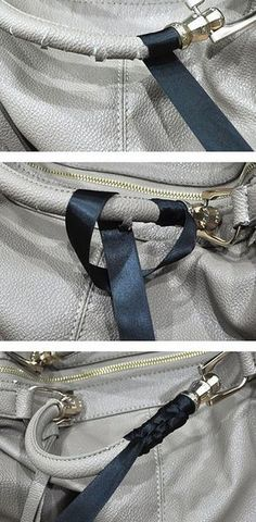 Ideas for sewing accessories diy crafts Diy Bag and Purse diy purse handles Diy Bags Purses, Purses And Handbags, Sewing Hacks, Sewing Crafts, Diy Crafts, Sewing Projects, Sewing Accessories, Diy Clothing, Sewing Techniques