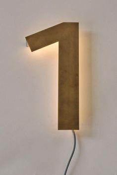 hausnummer mit beleuchtung gefaßt abbild oder adaebdbbeabcebe sheet metal house numbers