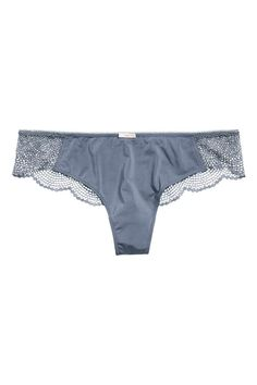 918f9a6814 Thongs Polyamide Glamour Low Knickers for Women