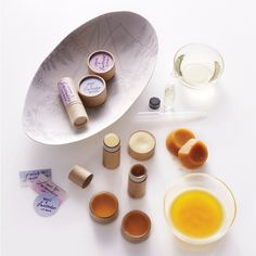 Pucker up for homemade lavender lip balm. #diy