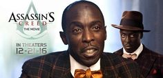 The Wire Star Michael K. Williams Cast In Assassin's Creed Movie http://comicbook.com/2015/07/06/the-wire-star-michael-k-williams-cast-in-assassins-creed-movie/