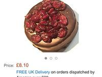 1000+ images about Handmade chocolate coated no-added-sugar, no-gluten fruit cakelet on Pinterest
