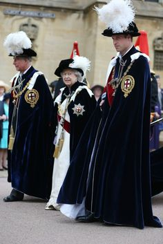 MYROYALS FASHİON: The Order of the Garter Service