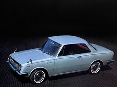 1965–69 Toyota Corona Hardtop Coupe JP-spec (RT50)