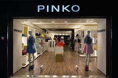 PINKO Hybrid Shop ROMA Aereoporto L.Da Vinci Fiumicino Terminal
