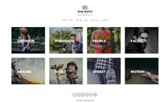 Best WordPress Photography Theme For Professional Photographers 2016