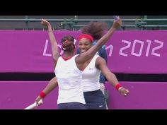 Tennis Women's Doubles Final - Czech Republic v United States Replay - London 2012 Olympic Games