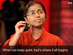 Sunitha Krishnan has dedicated her life to rescuing women and children from sex slavery, a multimilion-dollar global market. In this courageous talk, she tells three powerful stories, as well as her own, and calls for a more humane approach to helping these young victims rebuild their lives