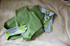 Tutorial on how to sew your own swaddling blanket like the SwaddleMe blankies!
