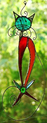 gum leaf stained glass - Google Search