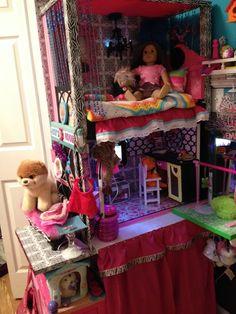 Emmi S New Room Chloe American Doll
