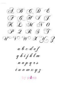 A broder, à coudre ou à thermocoller, l'alphabet fantaisie peut toujours être utile pour customiser vêtements et accessoires, tisser des messages sur vos bracelets brésiliens ou ...