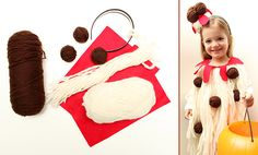Spaghetti And Meatballs Instructions Kids Costumes (Epicurious)