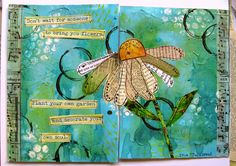 Elves In The Attic: art journal