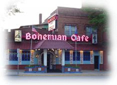 Bohemian Cafe:   Monday, Wednesday, Thursday      11:00 AM – 8:00 PM   Friday and Saturday                      11:00 AM – 10:00 PM  Sunday                                            11:00 AM – 9:00 PM