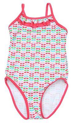 UPF 50+, chlorine resistant, childrens swimwear