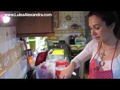 Arroz Paella Oriente com Linguiça e Pernas de Frango • www.luisaalexandra.com