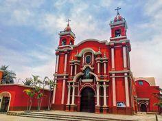 Santuario de Santa Rosa de Lima , Lima - Perú