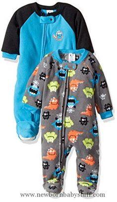 622203c21a Baby Boy Clothes Gerber Toddler Boys Boy 2 Pack Blanket Sleeper