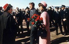 At Love Field November 22, 1963
