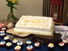 Fr. Jim Shafer's 40th Ordination Anniversary reception catered by The Orchid.