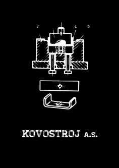 bag design fot iron-processing firm Kovostroj a.s.