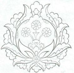 Beyaz Zambak- the site is in Turkish, but the beautiful embroidery patterns need no translator.