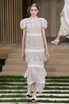 Karl Lagerfeld's designs for couture 2016.